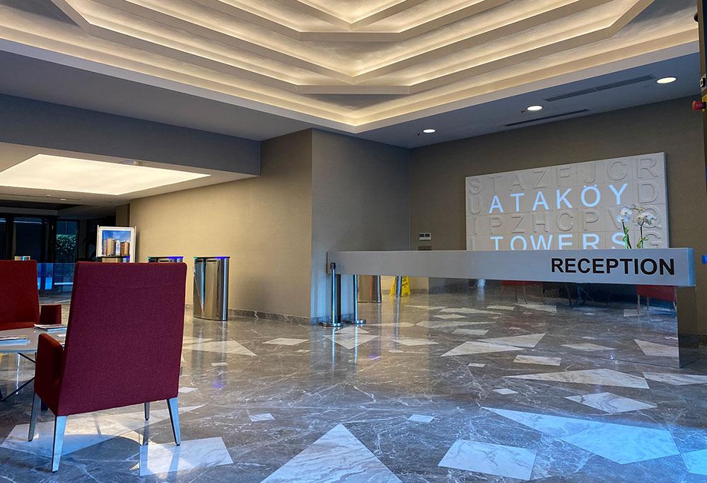 Ataköy Tower Hazır Ofis