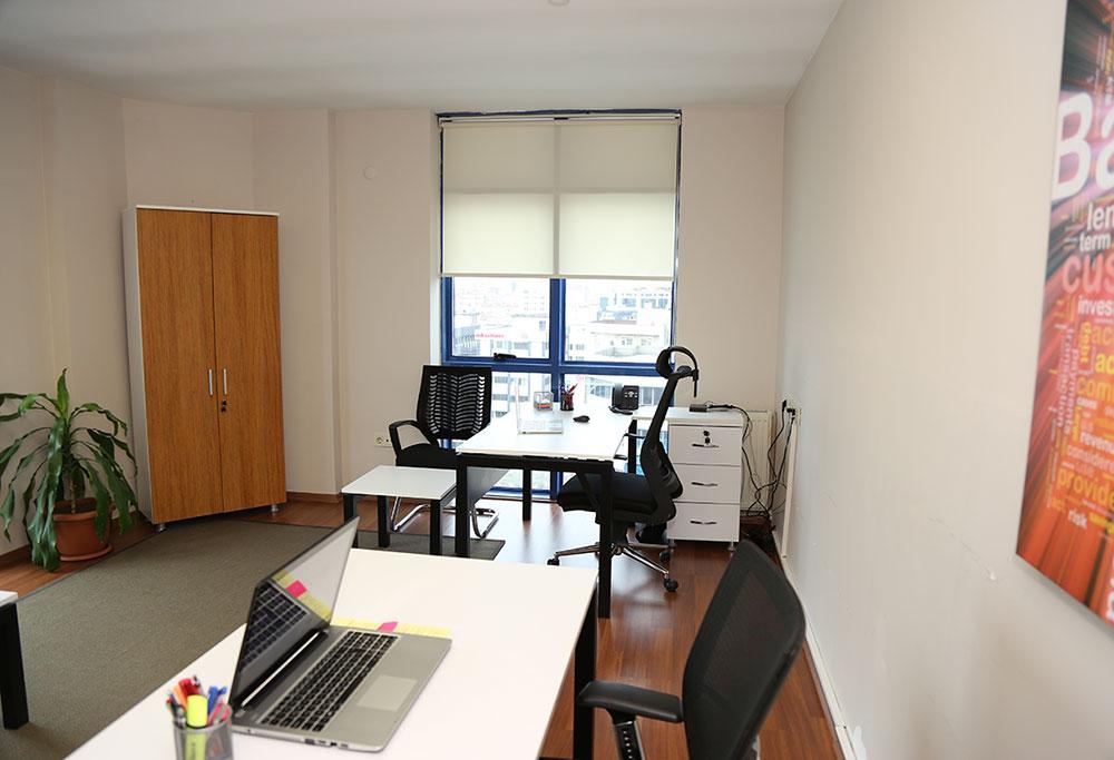 Ataşehir Hazır Ofis