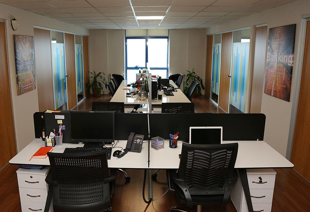 Ataşehir Ortak Ofis Hizmeti