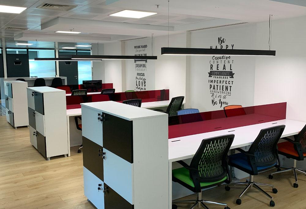 Maltepe Ortak Ofis Kiralama Hizmeti