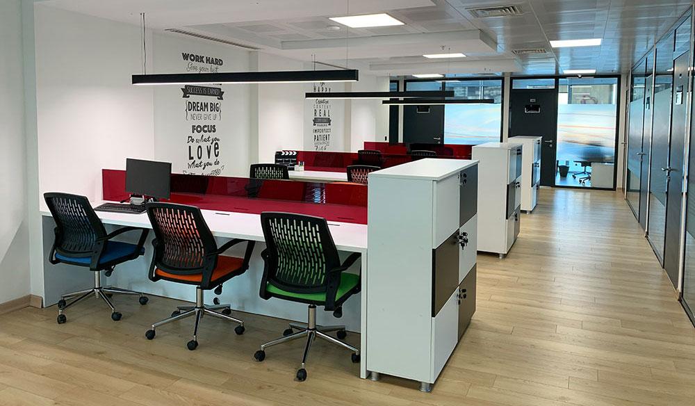 Coworking Ofis Hizmeti