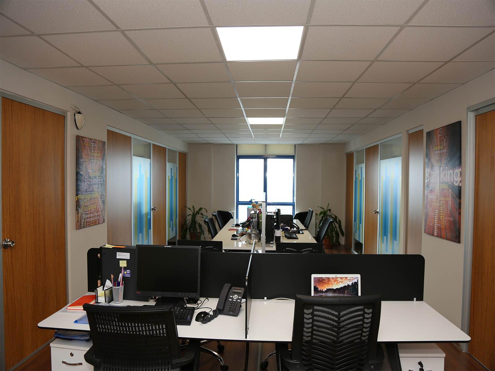 Saha Satış Ekiplerine Özel Ofis