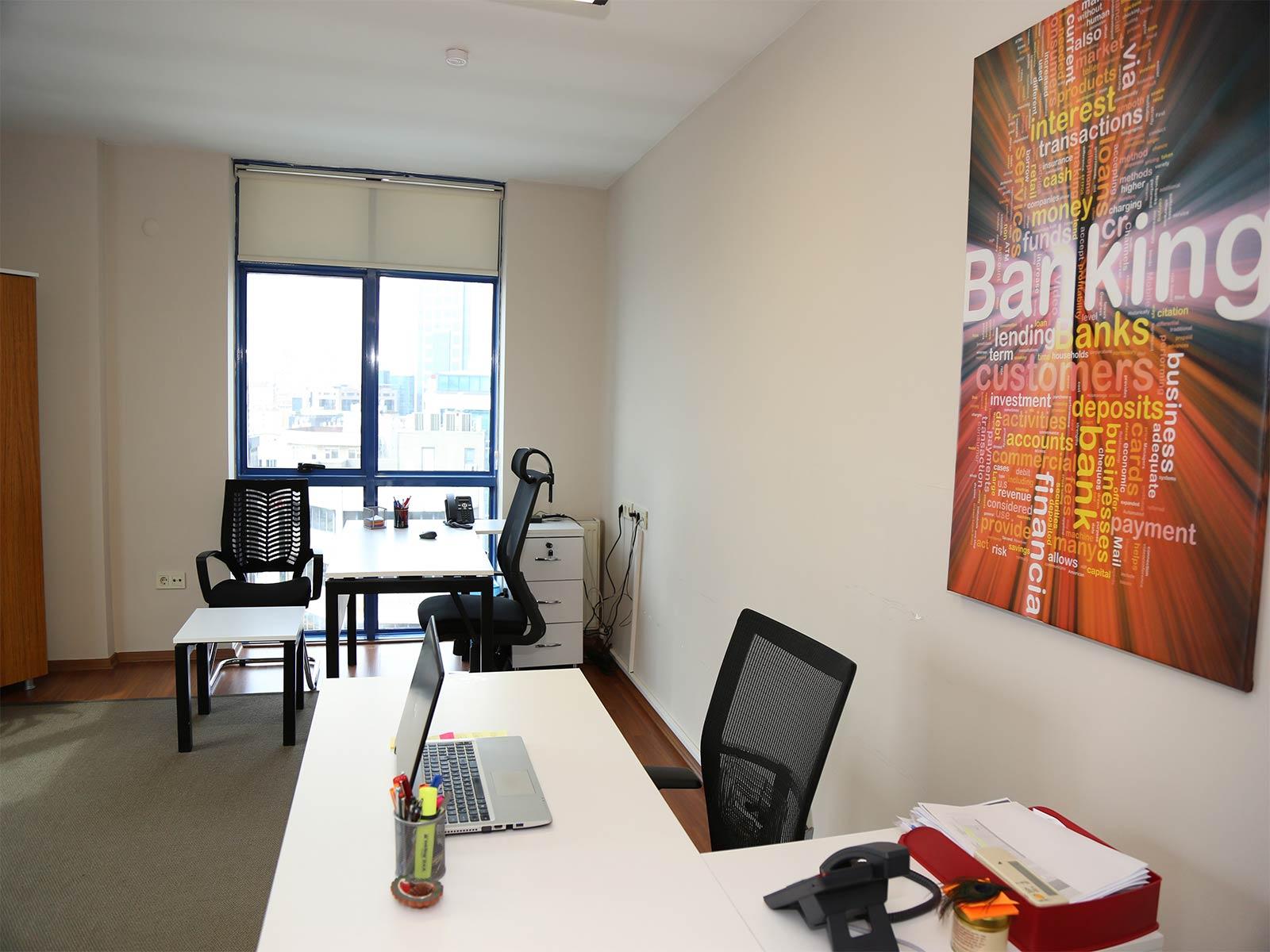 Mimarlar İçin Özel Ofisler