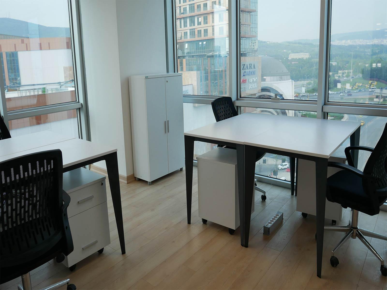 Arabuluculara Özel Ofis
