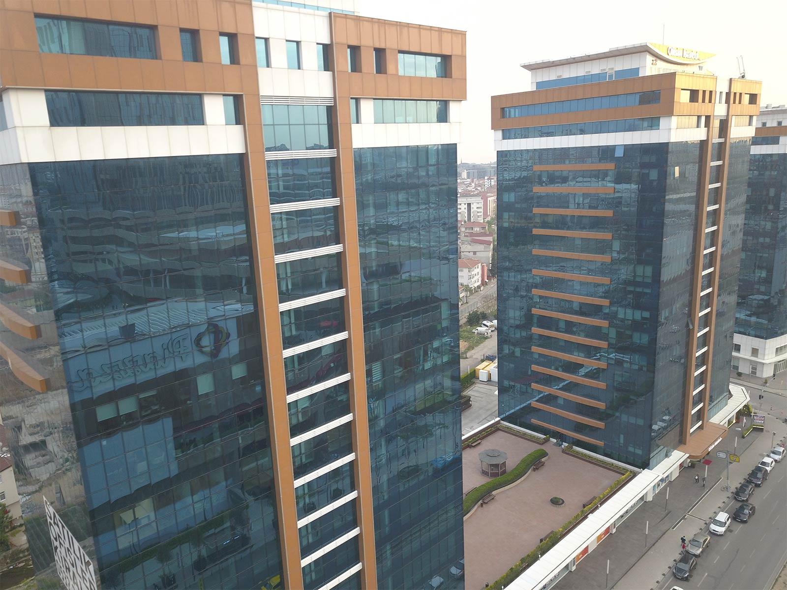 Lojistik Firmalarına Özel Ofis