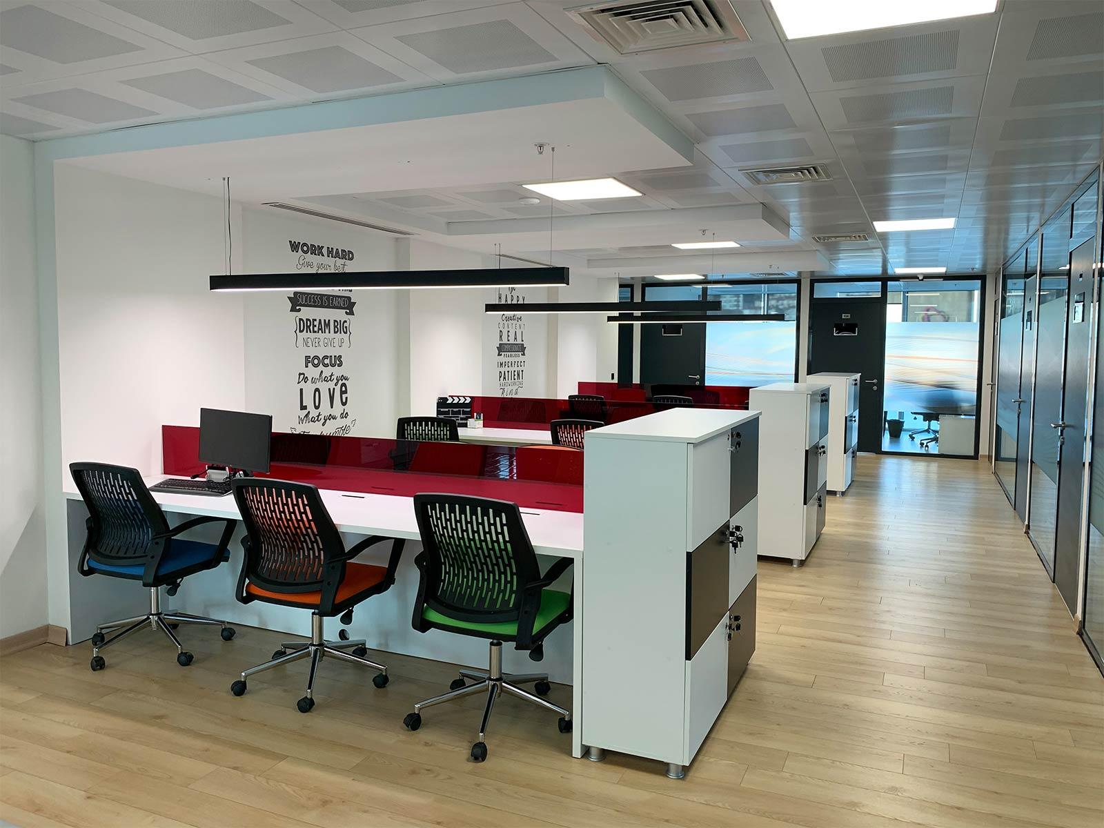 Freelancerlara Özel Hazır Ofis