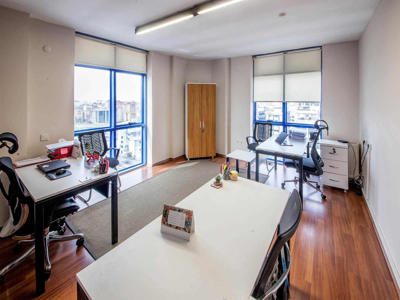 Yeni Kurulan Şirketlere Özel Ofis